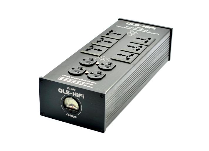 F1000音响电源盒(净化器/滤波器)排插座板
