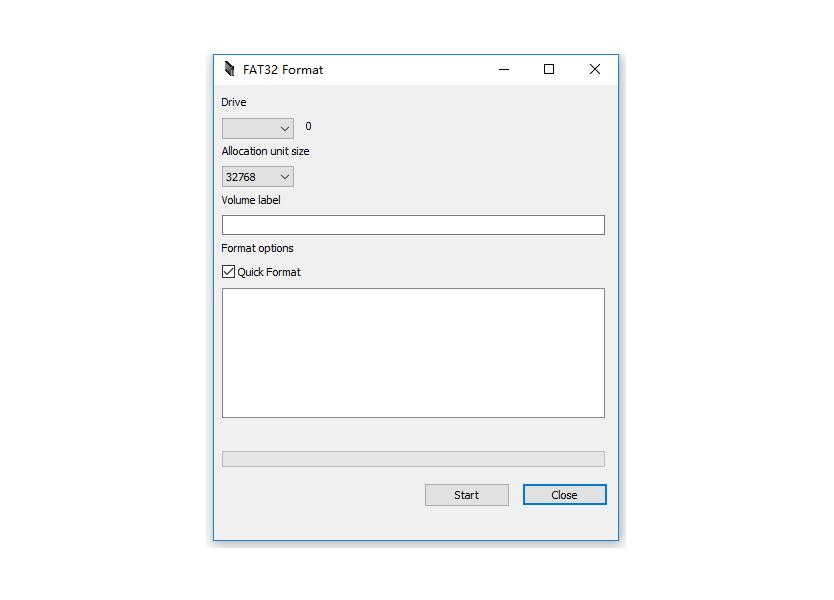 FAT32专用格式化工具Guiformat软件下载